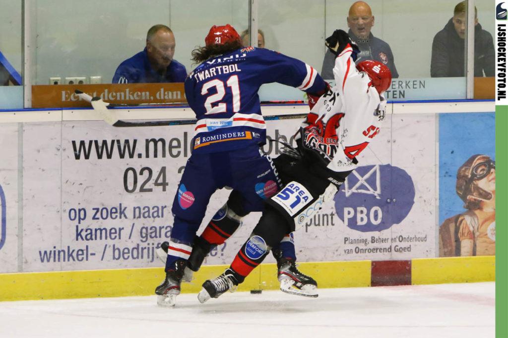 Nijmegen Herford IJshockey