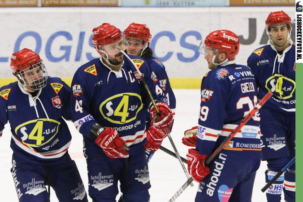 Devils Nijmegen Tilburg Trappers IJshockey
