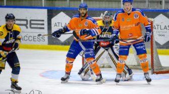 Kayo van Zoest Eindhoven Kemphanen IJshockey