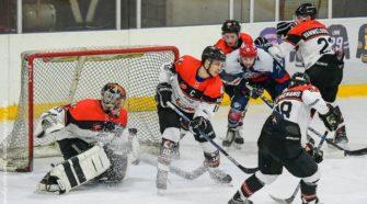 Chiefs Leuven Bulldogs Luik IJshockey