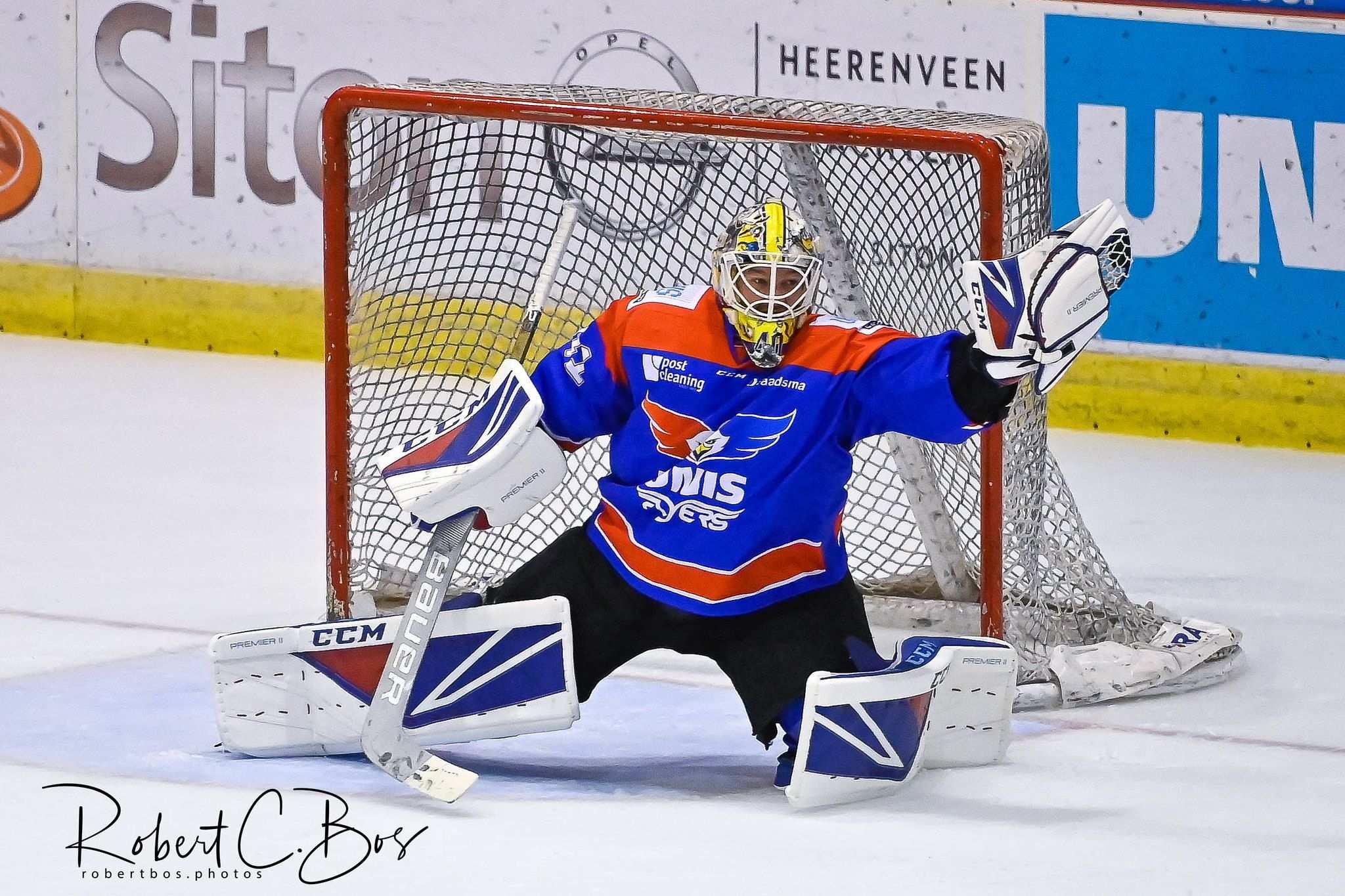 Martijn Oosterwijk UNIS Flyers Heerenveen