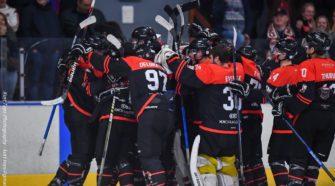 Chiefs Leuven HYC IJshockey