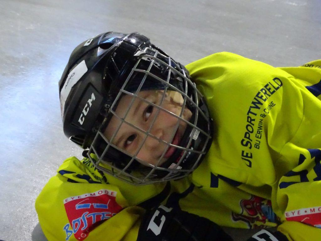 Arno Claes Liedekerke Lions U8 IJshockey