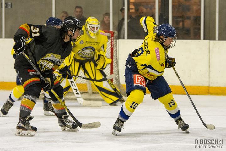 Golden Sharks Mechelen Antwerp Phantoms IJshockey