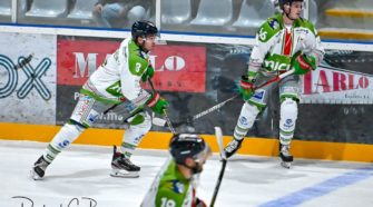 Nick Mike Verschuren Eaters Geleen IJshockey