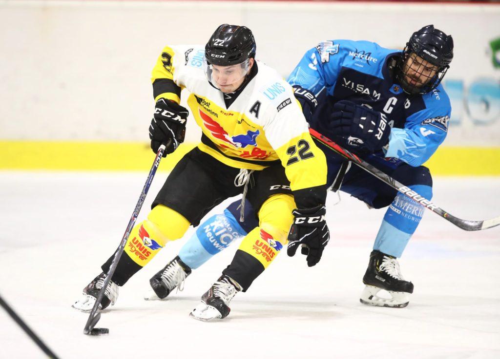 Neuwied UNIS Flyers Heerenveen IJshockey