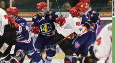 Nijmegen Herford Inter Region Cup IJshockey