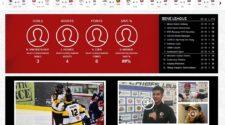 Website BeNe League IJshockey
