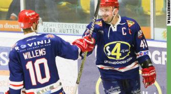 Devils Nijmegen Antwerp Phantoms