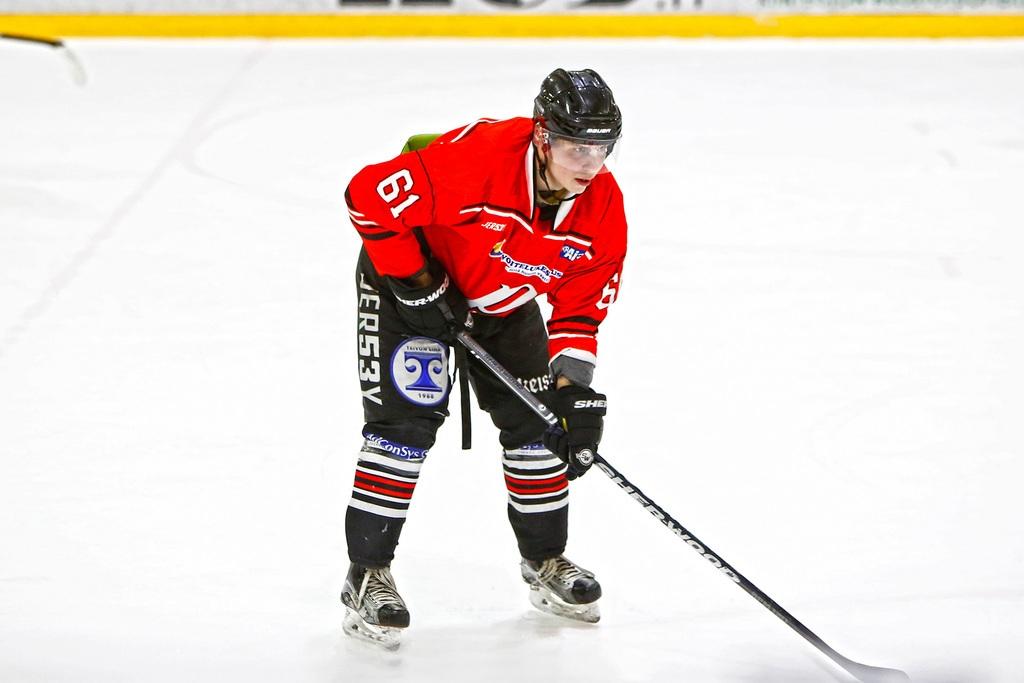 Henri Sandvik Select 4-u Devils Nijmegen