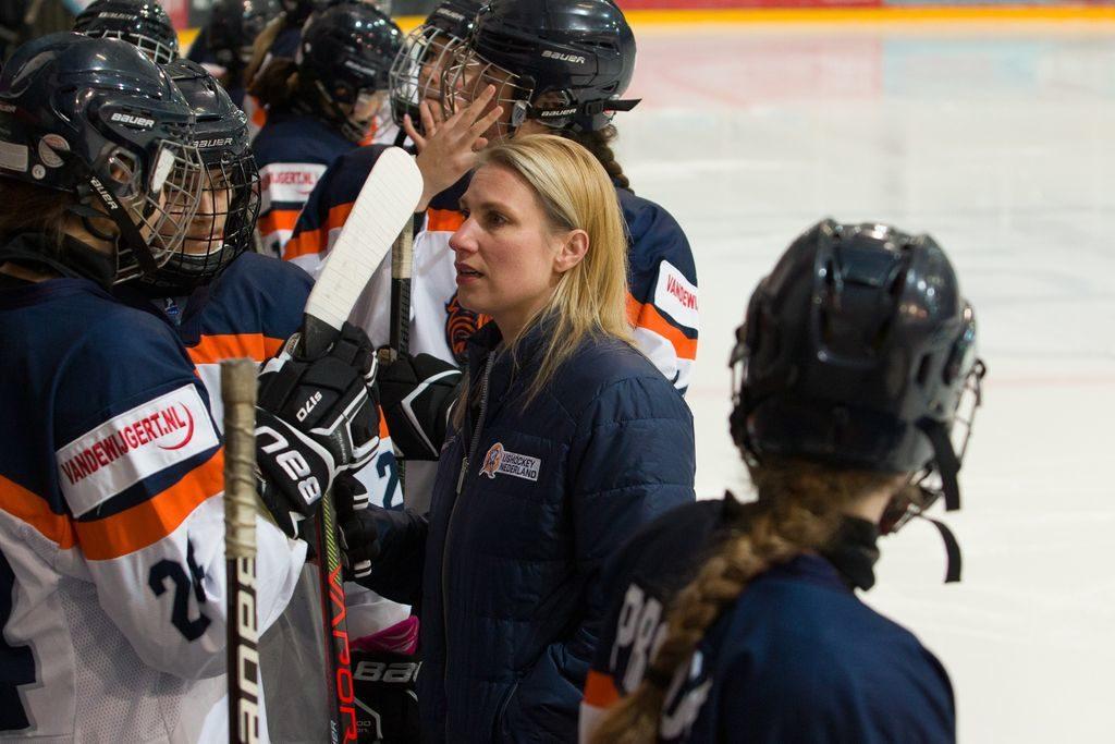 Myrthe Martens Oranje U18 Dames