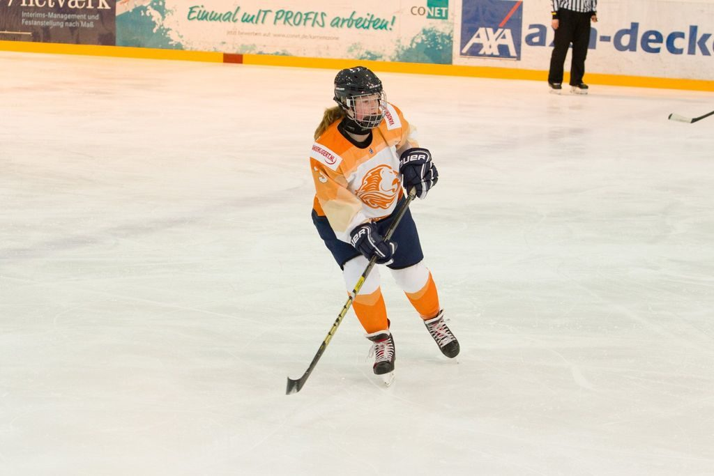 Iris van Houten U18 Dames Oranje