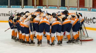 Oranje U18 Dames