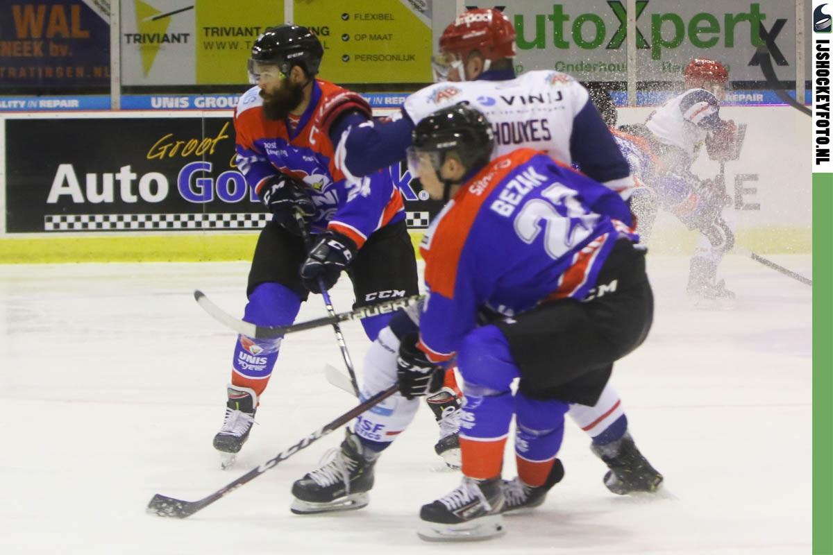 Unis Flyers Heerenveen Select 4-u Devils Nijmegen