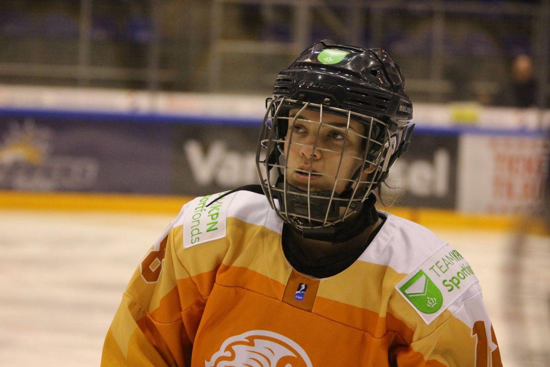 Michelle van Ooijen, Oranje Dames