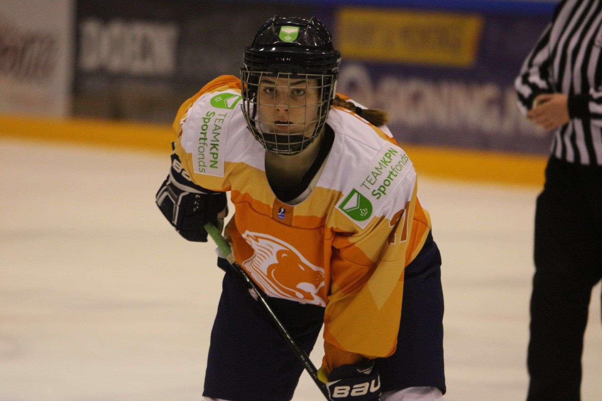 Mandy Flink, Oranje Dames