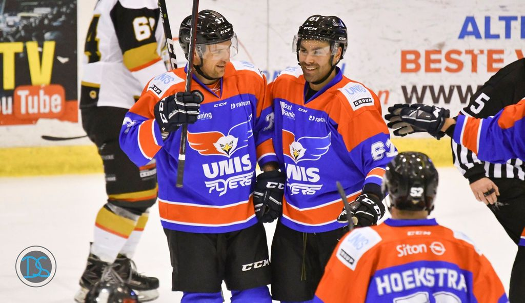 UNIS Flyers Heerenveen Mechelen Golden Sharks
