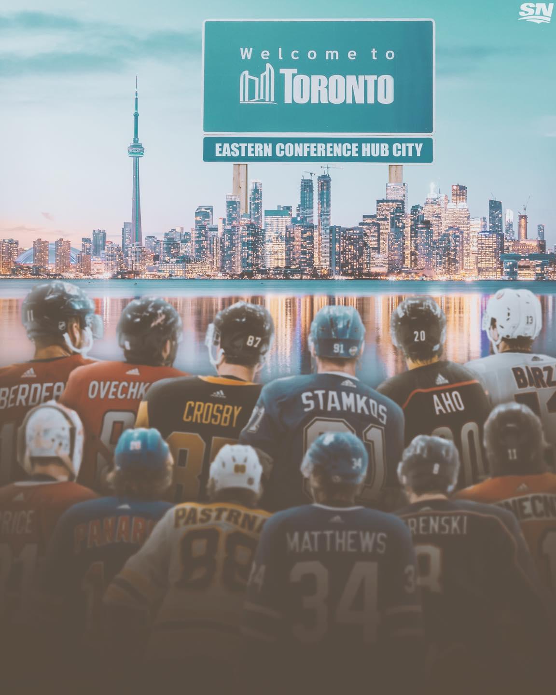 NHL Playoffs Toronto