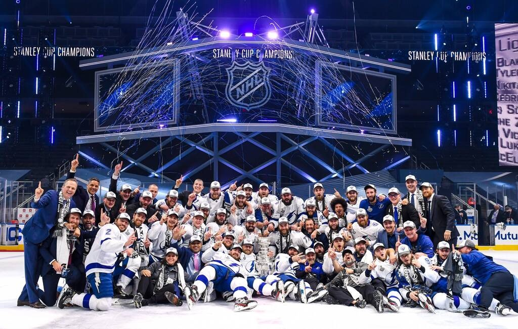 NHL Tampa Bay Stanley Cup