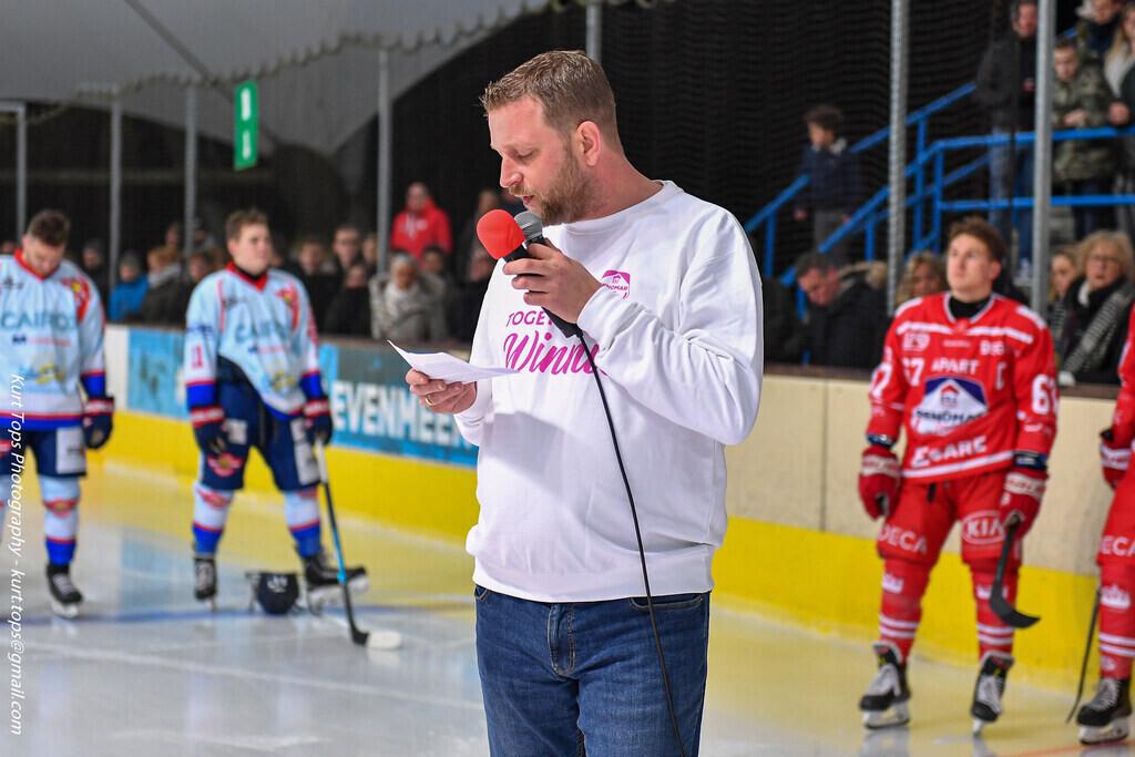 UNIS Flyers Heerenveen Select 4-U Devils Nijmegen, CAIROX HIJS Hokij, Zoetermeer Panters, Snackpoint Eaters Limburg IJshockey