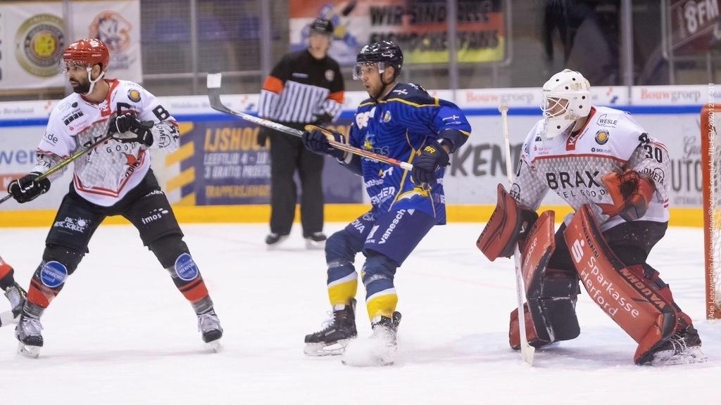 Tilburg Trappers IJshockey