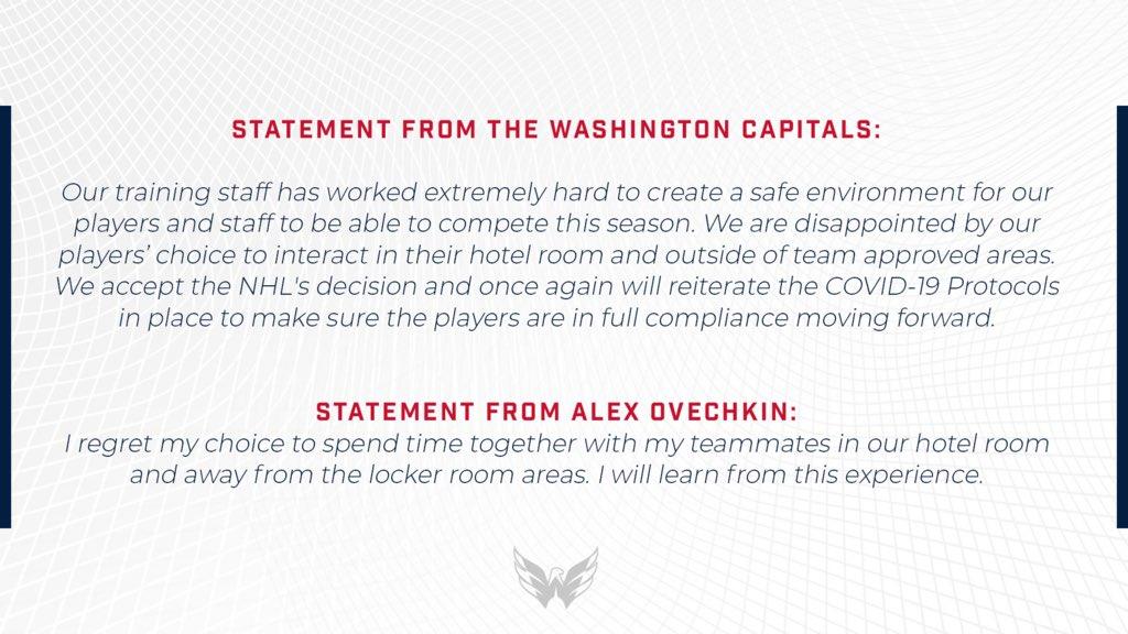 Washington Response