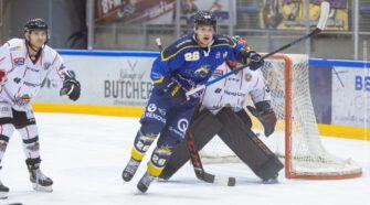 Tilburg Trappers IJshockey Jonne de Bonth