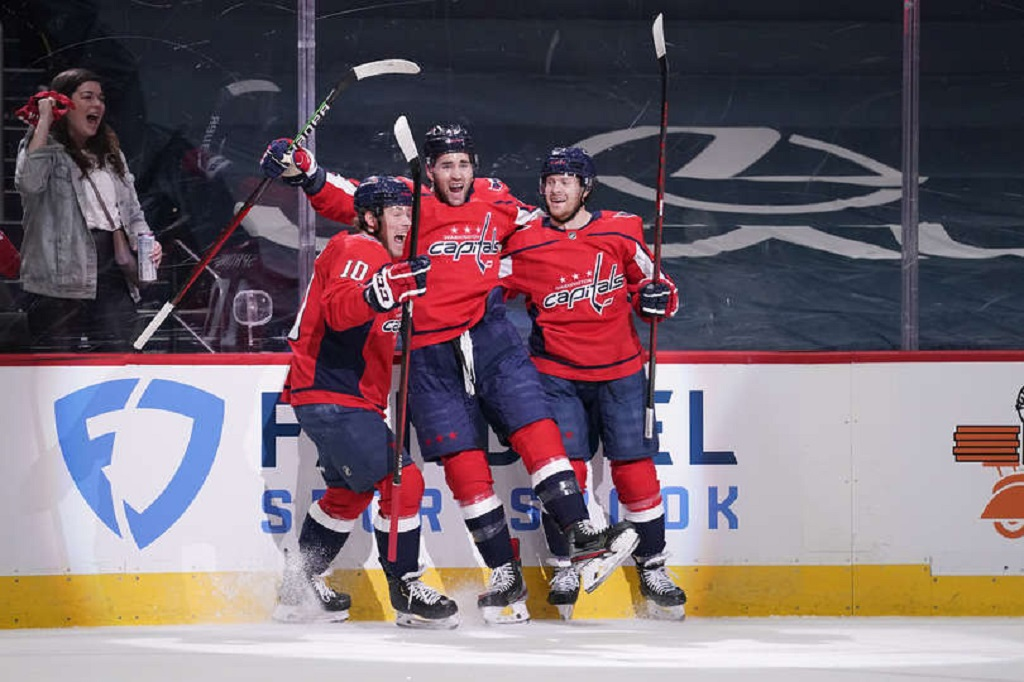 Sprong Capitals IJshockey